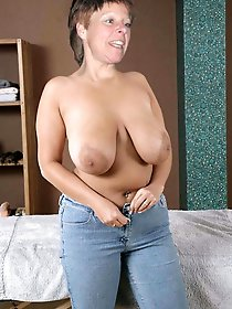 Unbelievable older female in a porn gallery